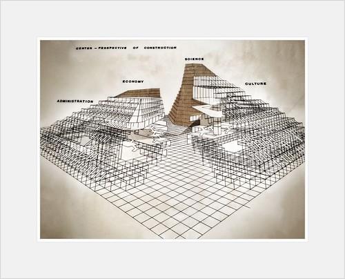Diagrammatic perspective of Ziggurat