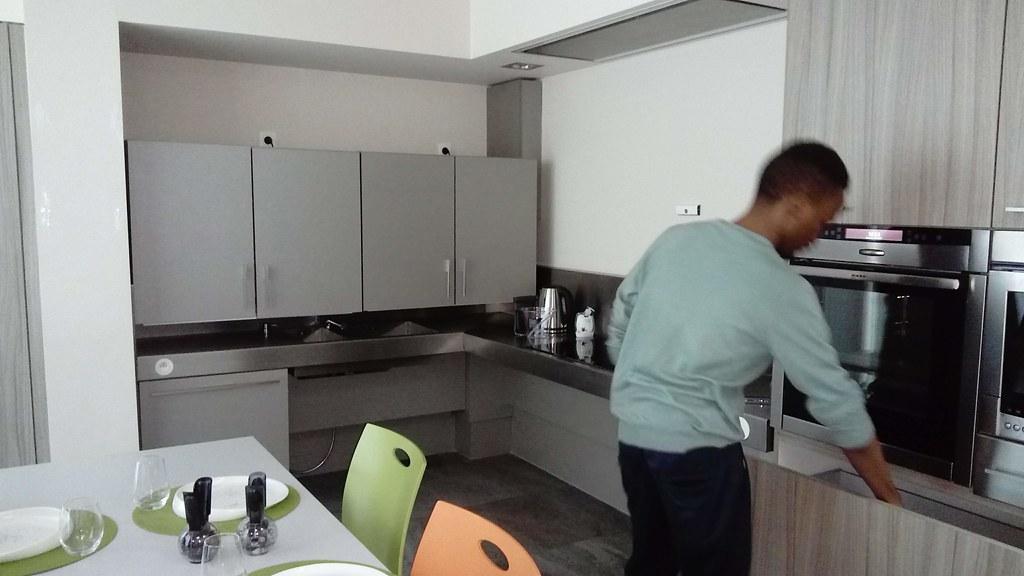 Experimentando la cocina