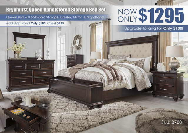 Brynhurst Queen Upholstered Bedroom Set_B788-31-36-46-158-56S-97-93-A3623060