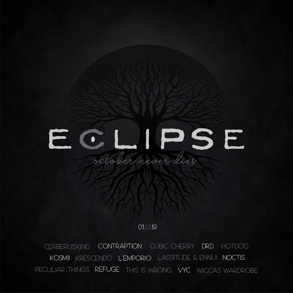 ECLIPSE January Lineup 2019 - TeleportHub.com Live!