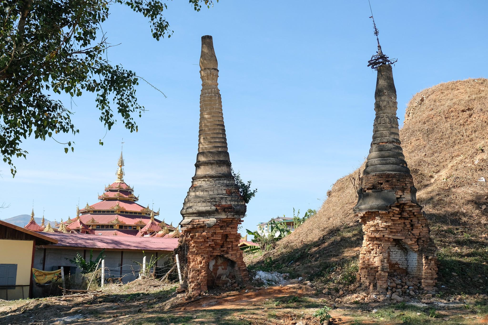pagodenruine