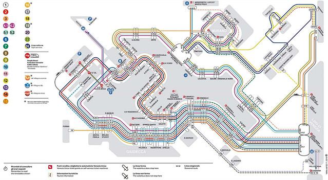 map-actv-public-transport
