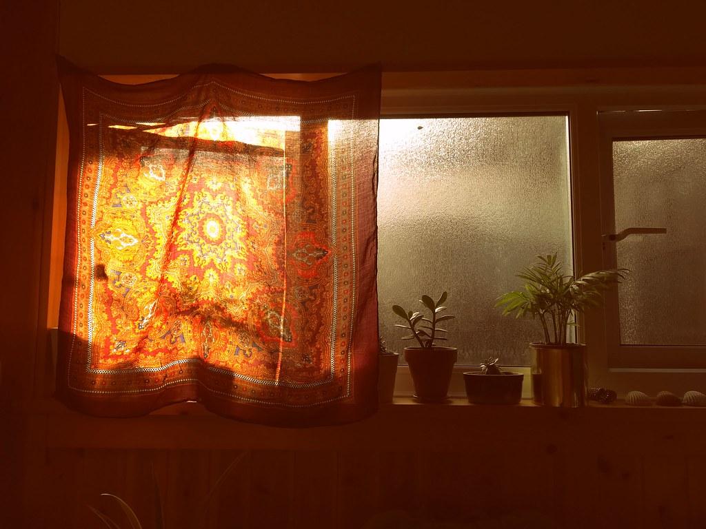 turkish curtain