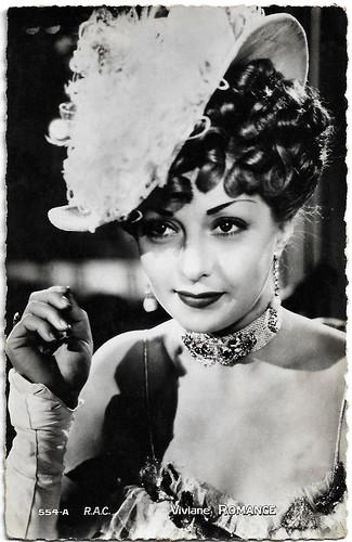 Viviane Romance in Le joueur (1938)