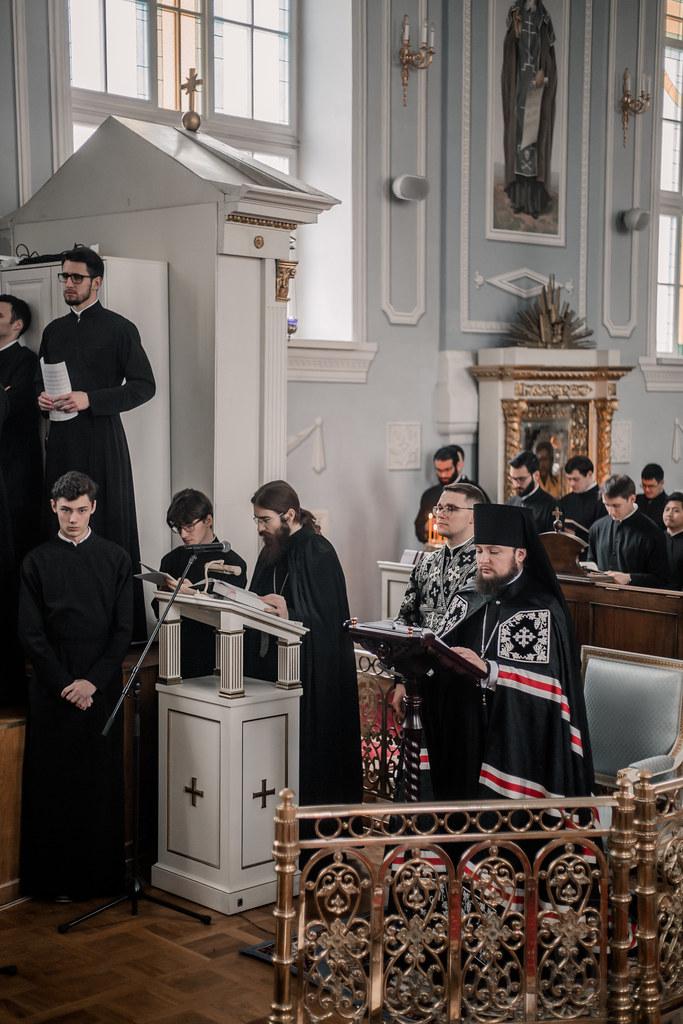 13 Марта 2019, Среда Первой седмицы Великого поста / 13 March 2019, Wednesday of the 1st Week of Great Lent