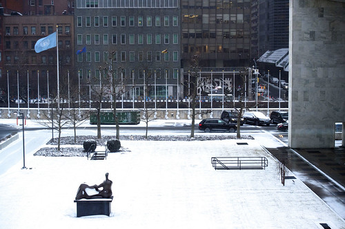 Scene at UN Headquarters in New York | by United Nations Photo