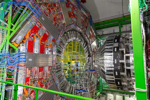 CMS at CERN 1
