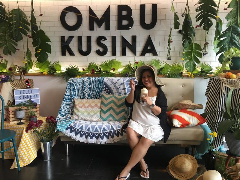 Ombu Kusina, Tomas Morato