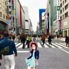 Photo:梨子ちゃんと銀座歩行者天国 By Kanesue