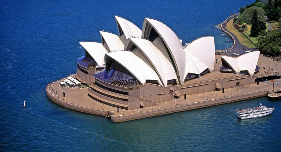 Sydney Harbour, Sydney Opera House | Mooistestedentrips.nl