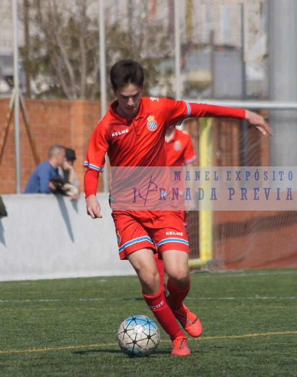 CE Sant Gabriel - RCD Espanyol