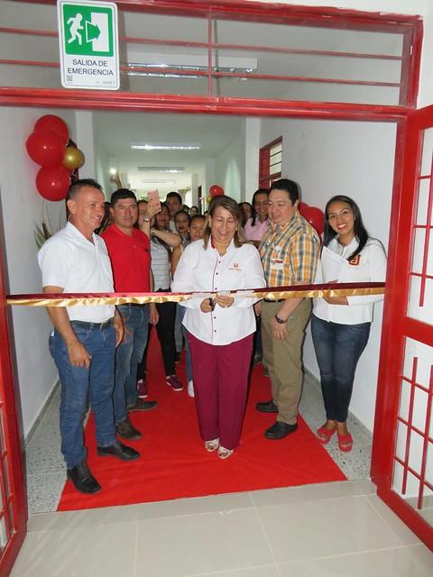 Inauguración Cámara Gesell Sede La Plata