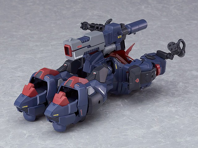仿照「海王星戰士」設計的嶄新魔神!MODEROID《無敵鐵金剛凱撒》魔神凱撒 Go-Valiant(アームドマジンカイザー ゴウヴァリアン) 組裝模型