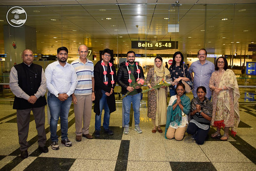 Welcome at Singapore Airport