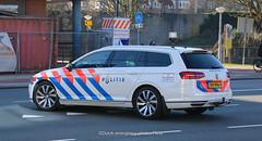 Dutch police Volkswagen Passat