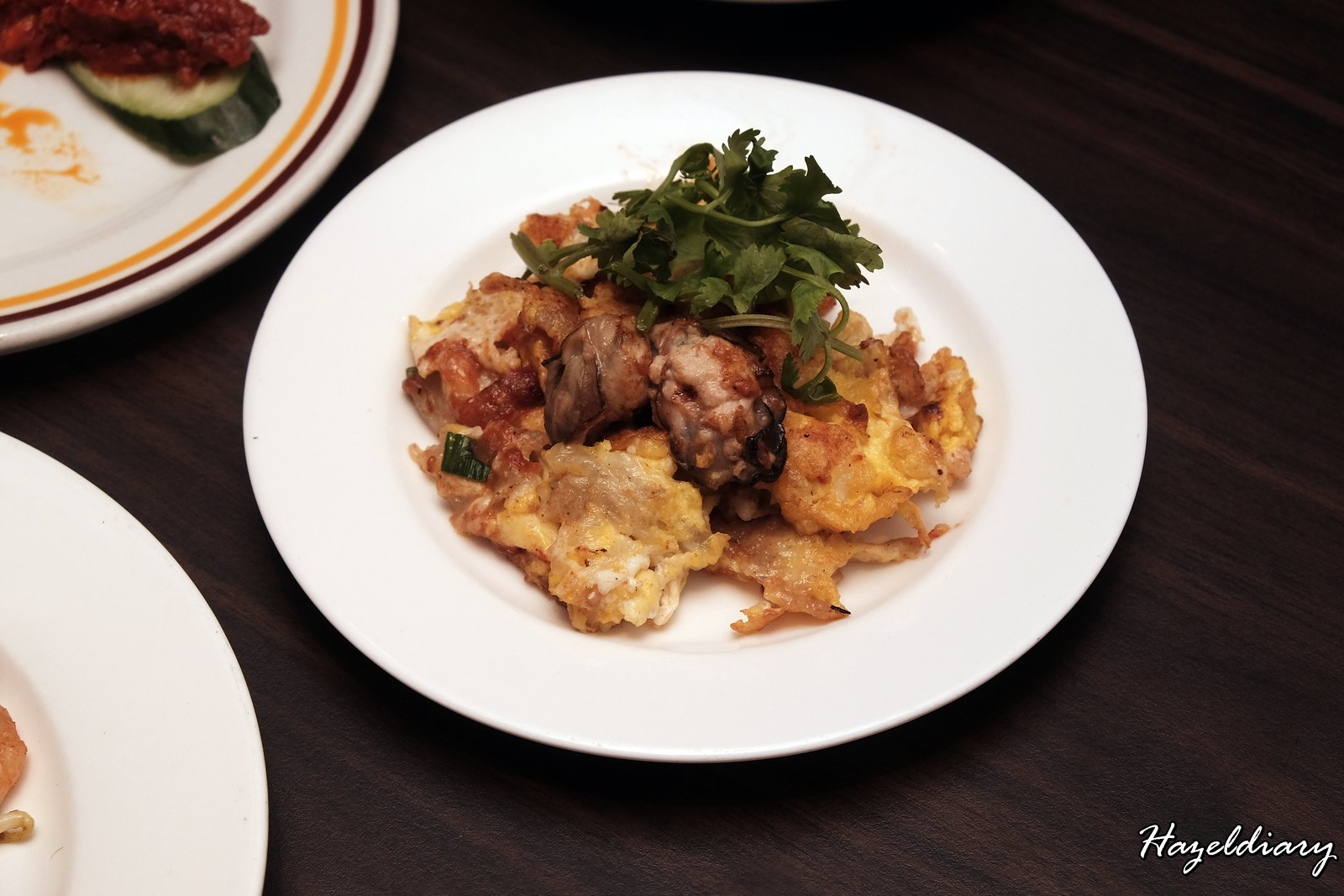 Penang Hawker Fare-York Hotel-Oyster Omelette-1