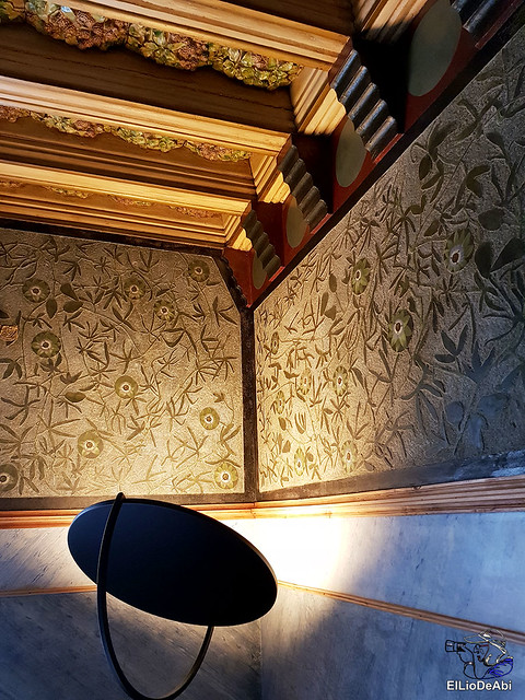 Casa Vicens primera casa modernista diseñada por Gaudi (12)