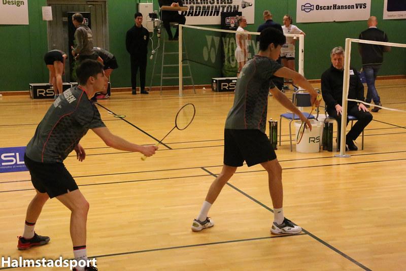 Halmstad Badminton - Fyrishov