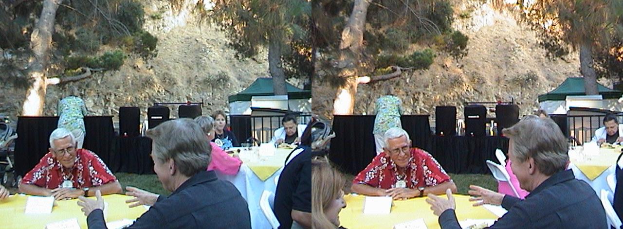 3D, Walt's Barn, Carolwood Historical Society, CPHS, LALS, 2009.07.19 Bob Gurr & Tony Baxter