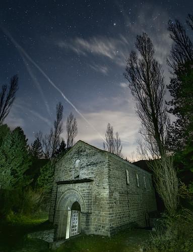San Adrian de Sasabe nocturna