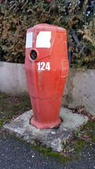 Fire-fighting facility 124