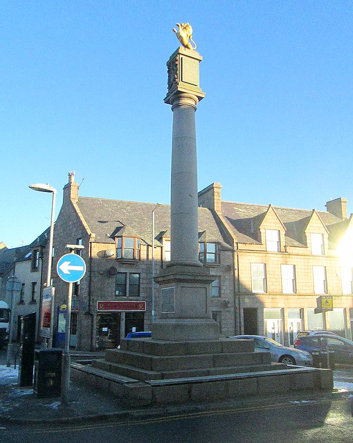 Reform Monument, Peterhead
