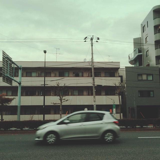Kiyosunaohashi-dori Ave