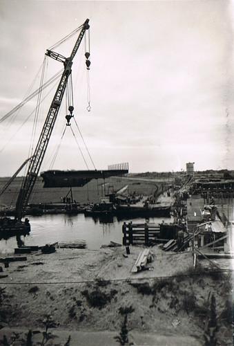 Kogerpolder - aanleg brug N246