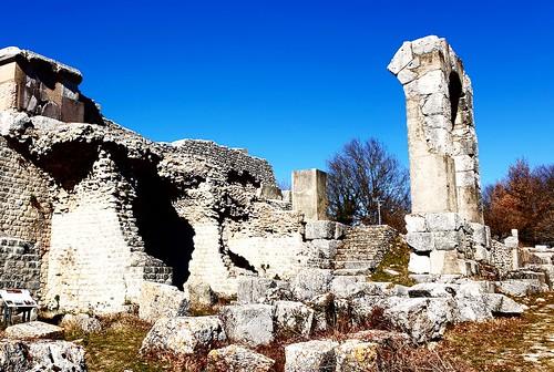 Parco archeologico di Carsulae, Terni
