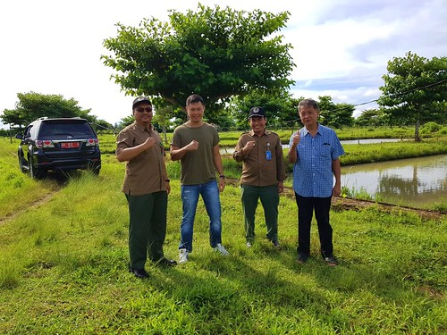 BKSDA Kalsel Dukung Penangkar Arwana PT. Kresnapusaka Tirtalestari (01)