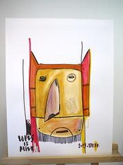 Masque by Tarek