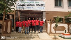 Oracle Volunteers during @tcfindia program