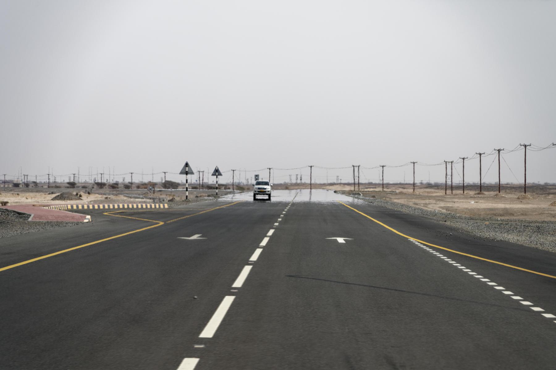 Mirage, Oman