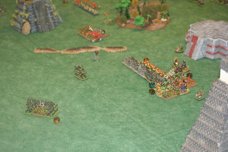 [4000 - Orcs+HL vs Khemri] La bataille des pyramides noires 46658154464_41d086266e_c