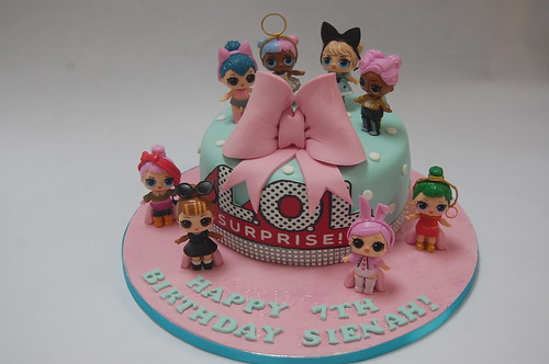 Groovy Lol Doll Surprise Cake Beautiful Birthday Cakes Funny Birthday Cards Online Barepcheapnameinfo