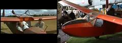 Planeur Castel-Fouga vu dans le film: La Grande Vadrouille