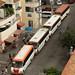 Bus Stop por David J. Greer