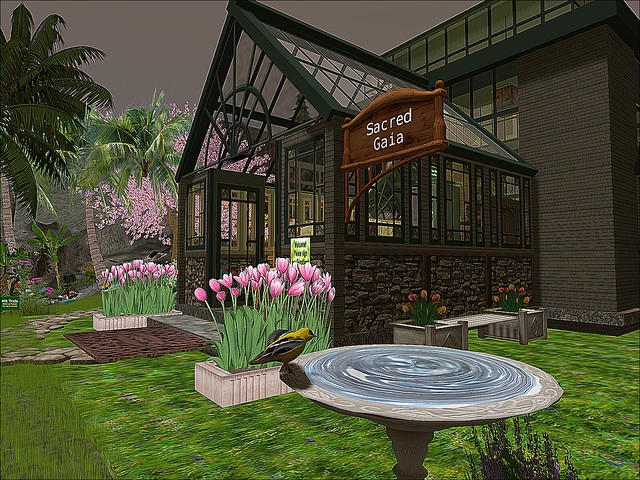 Dr. Foster's Herbal Greenhouse