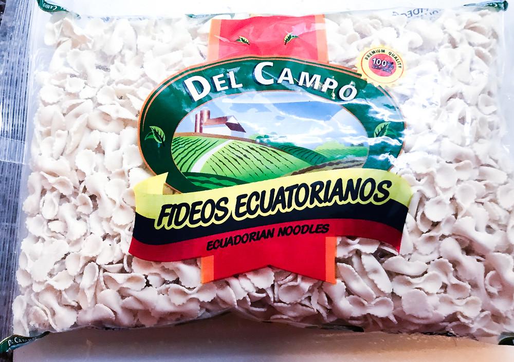Ecuadorian Pasta