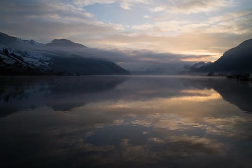 sunrise @Alpnachersee, Obwalden