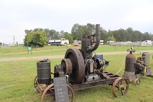 Petter engine
