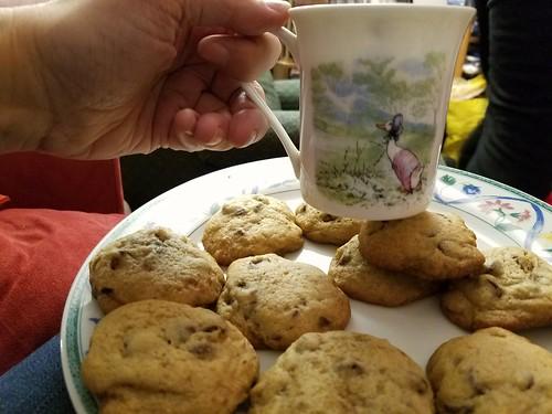 February Teatime