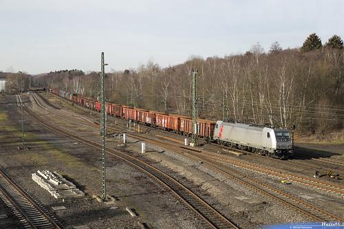 186 386 LNS . 44521 . Stolberg(Rheinl)Hbf . 13.02.19.