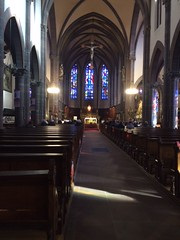 la basilique de Marienthal