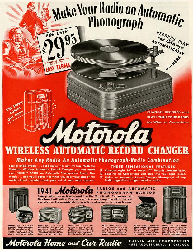 Motorola 1941