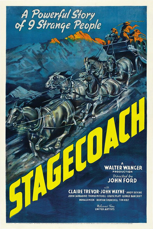 Stagecoach - Poster 1