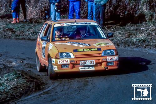 Rallye du Condroz 1990