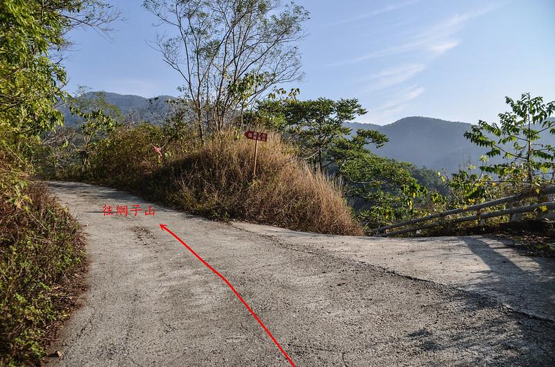 美雅產道4.2K岔路