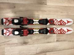 Dětské lyže Atomic - titulní fotka