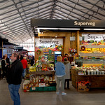 Superveg inside Preston Market
